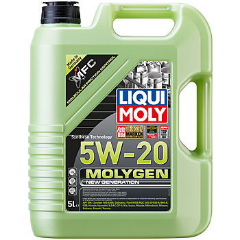 8540 LiquiMoly Molygen New Generation 5W-20 нс/синт        5л