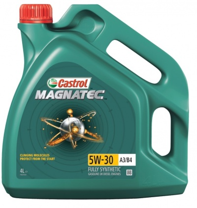 Castrol Magn.  5w30 1л