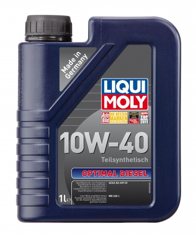 3933 LiquiMoly Optimal Synth  Diesel 10W-40 п/синт             1л