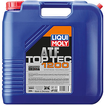3683 LiquiMoly Top Tec ATF 1200 нс/синт              20л