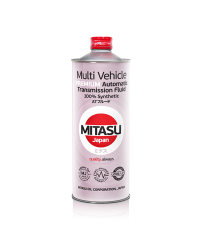 MITASU PREMIUM ATF MULTI VEHICLE   синт     1л