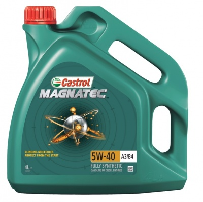 Castrol Magn.  5w40  4л