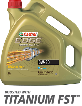Castrol EDGE Turbo Diesel 0W-30 1л