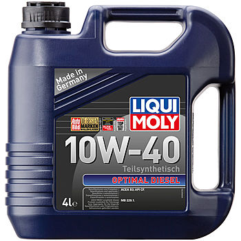 3934 LiquiMoly Optimal Synth  Diesel 10W-40 п/синт             4л