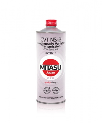 MITASU CVT NS-2 FLUID GREEN синт  1л