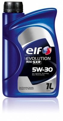 ELF Evolution 900 SXR 5W30 1л