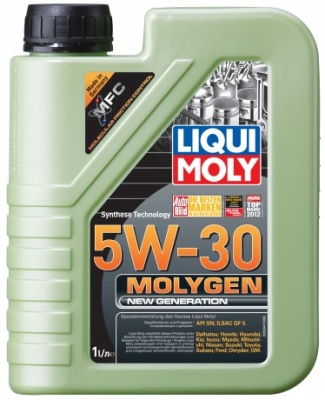 9041 LiquiMoly Molygen New Generation 5W-30 нс/синт        1л