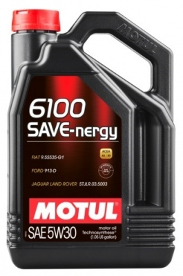 Motul 6100 Save-Nergy 5W30 5л